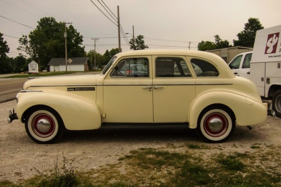 1940 Buick Special e