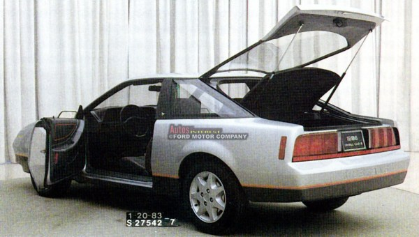 1983-SN8-Mustang-running-prototype-rear-left