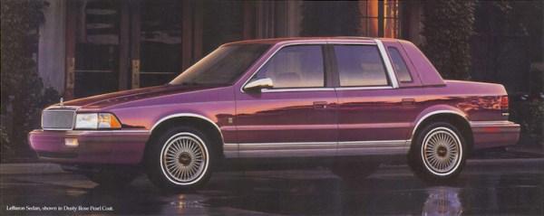 1991ChryslerLeBaronLandauBrochure