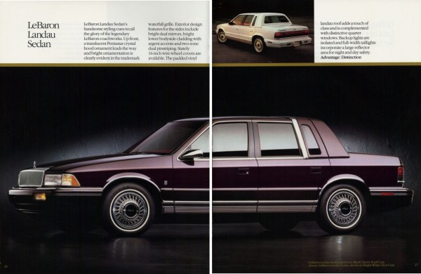 1992 ChryslerLeBaronLandauBrochure