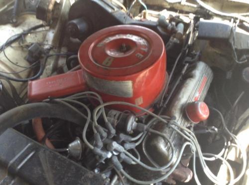 62 olds f85 engine