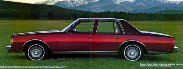 Chevrolet 1978 Caprice