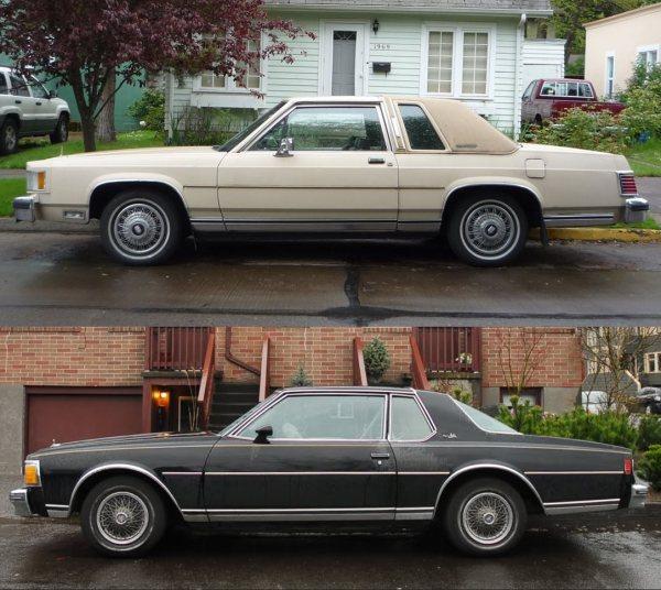 Chevrolet 1979 LTD comparison