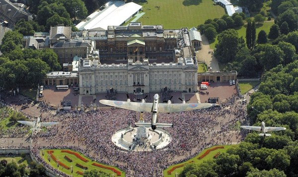 Lancaster Buckingham Palace