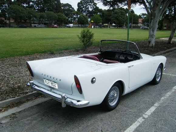 Sunbeam Alpine 1959 -147131351593463