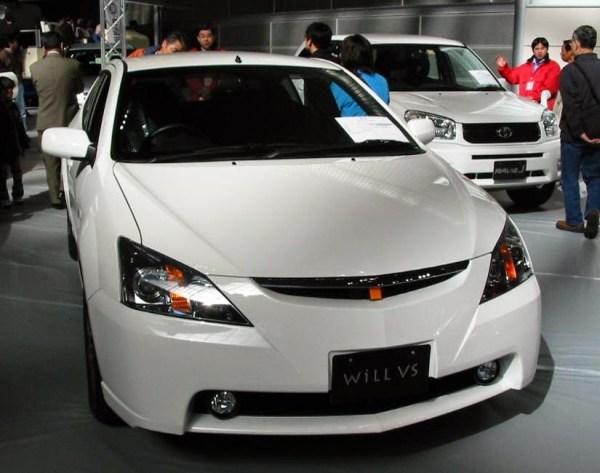 Toyota WiLL VS