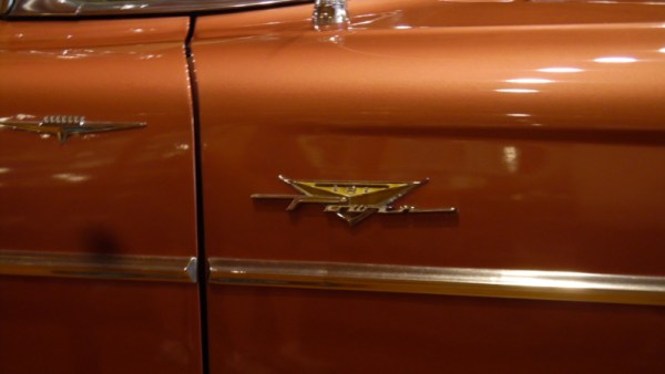 Tri-Power badge
