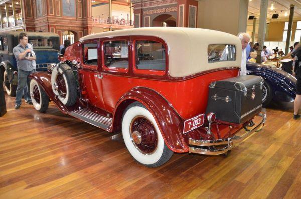 1929 Cord L29 rear