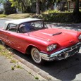 (first posted 10/21/2014)  Yawn. Another restored squarebird convertible in resale red. Aren't there a couple of these at every car show? But I didn't find this one at a […]