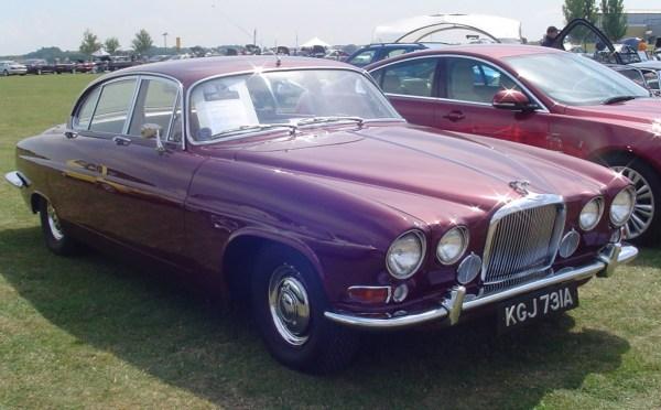1963 Jaguar mkX