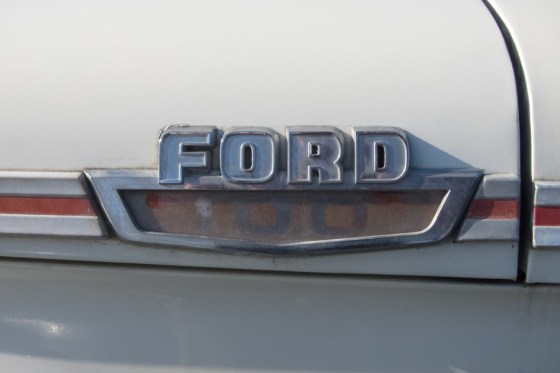 1964 Ford F100 b