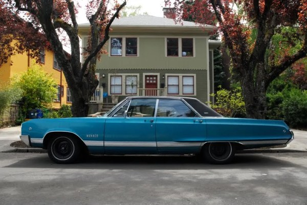 1968 Dodge Monaco 4 Door Hardtop First Generation 1