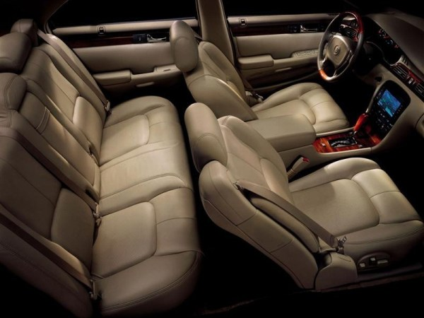 2002-Cadillac-Seville-STS-Interior
