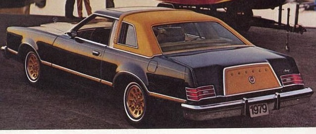 Curbside Classic 197779 Mercury Cougar XR7  The First Thundercat