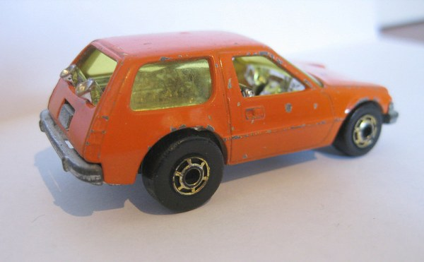 AMC Pacer rear
