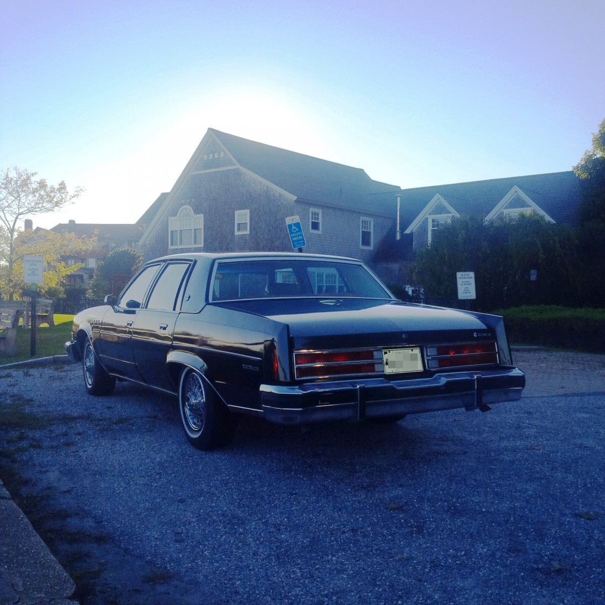 My Curbside Classic: 1977 Buick Electra 225 – The Green Goddess Of Linden