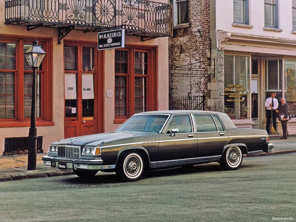 Buick 1980 Electra Park Ave