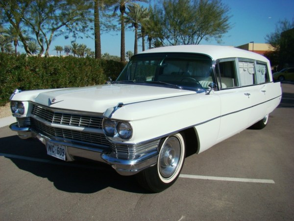 Cadillac 1964 Miller Meteor Hearse Kennedy_l