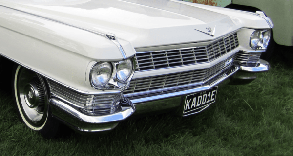 Cadillac 1964 grille