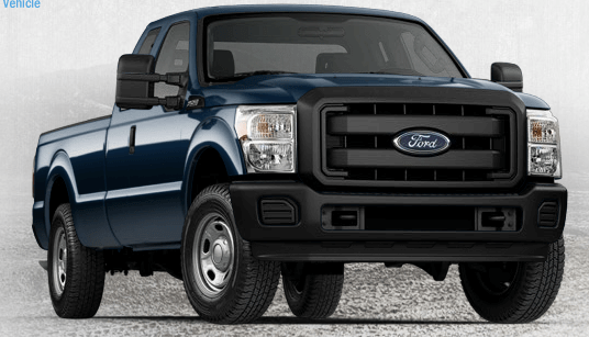 F250 front 34