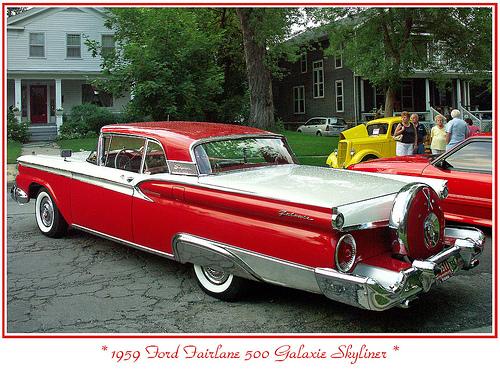 Ford 1959 Skyliner