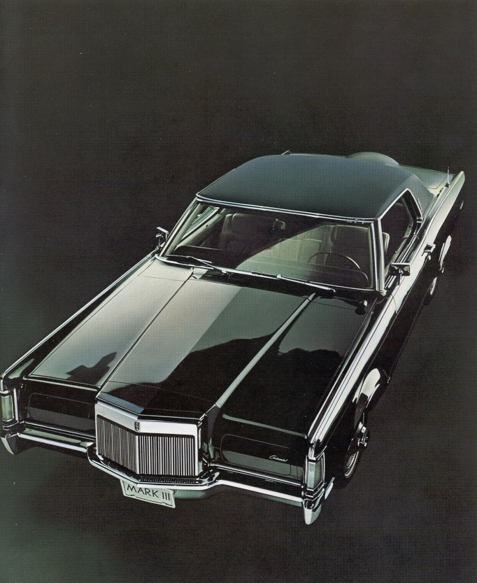 Lincoln 1968 Mark III Top