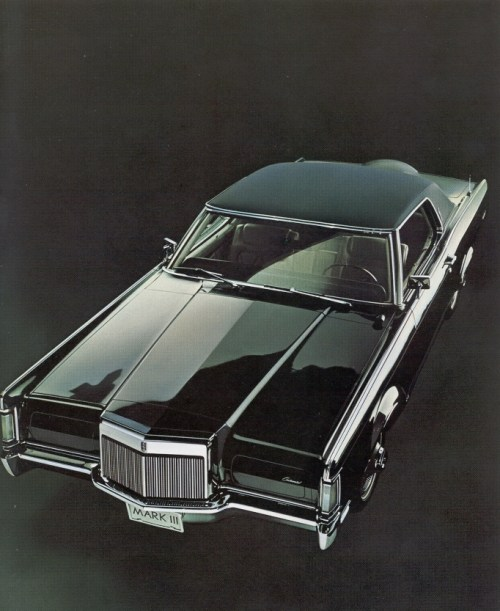 Lincoln 1968 Mark-III-top