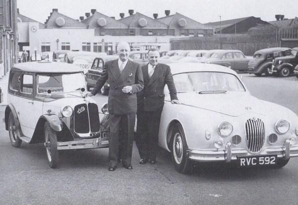 Lyons and Heynes 1955