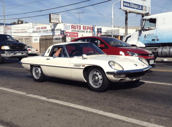 Mazda Cosmo Leno 1