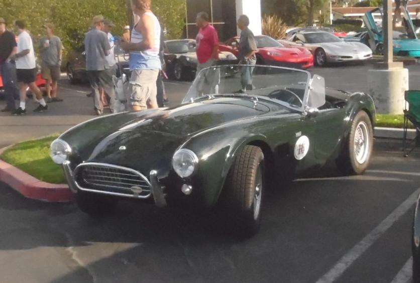 Car Show Classics The October 2014 Palos Verdes Car Show