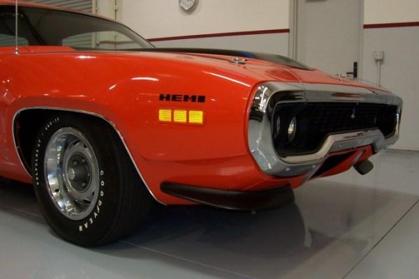 Plymouth 1971 RR hemi