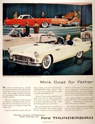 Thunderbird 1956 ad 2