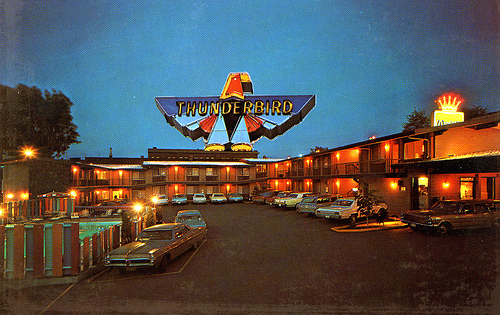 Thunderbird Spokane WA