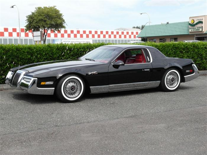 Cohort Sighting: Zimmer Quicksilver – The Fiero Brougham | Curbside Classic