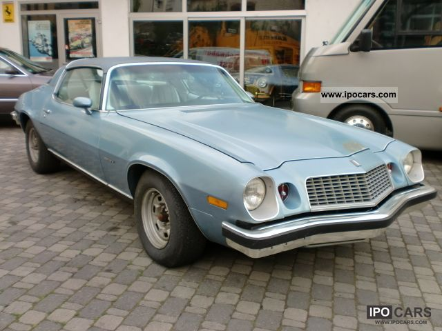 COAL: 1976 Chevrolet Camaro- A Quick Fling on the Wild Side