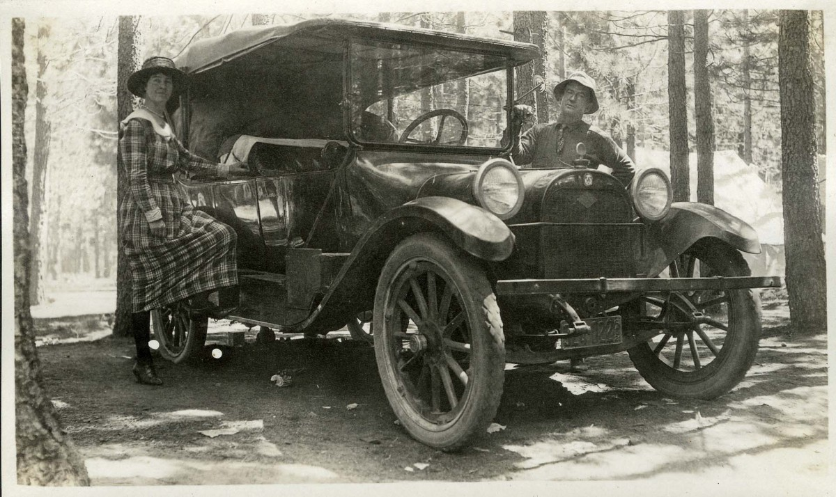 Cars Of Our Ancestors: Our Family Legacy in Car Pictures