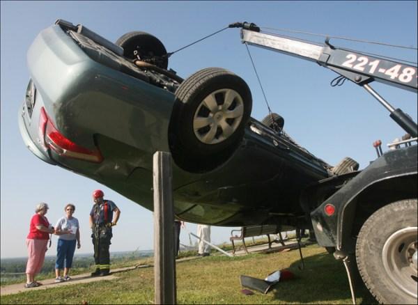 Lover's Leap Car