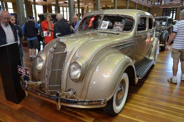 1936 De Soto Airflow