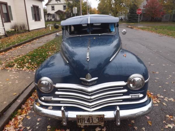 Craigslist Find: 1948 Plymouth – Handles Like a Marshmallow