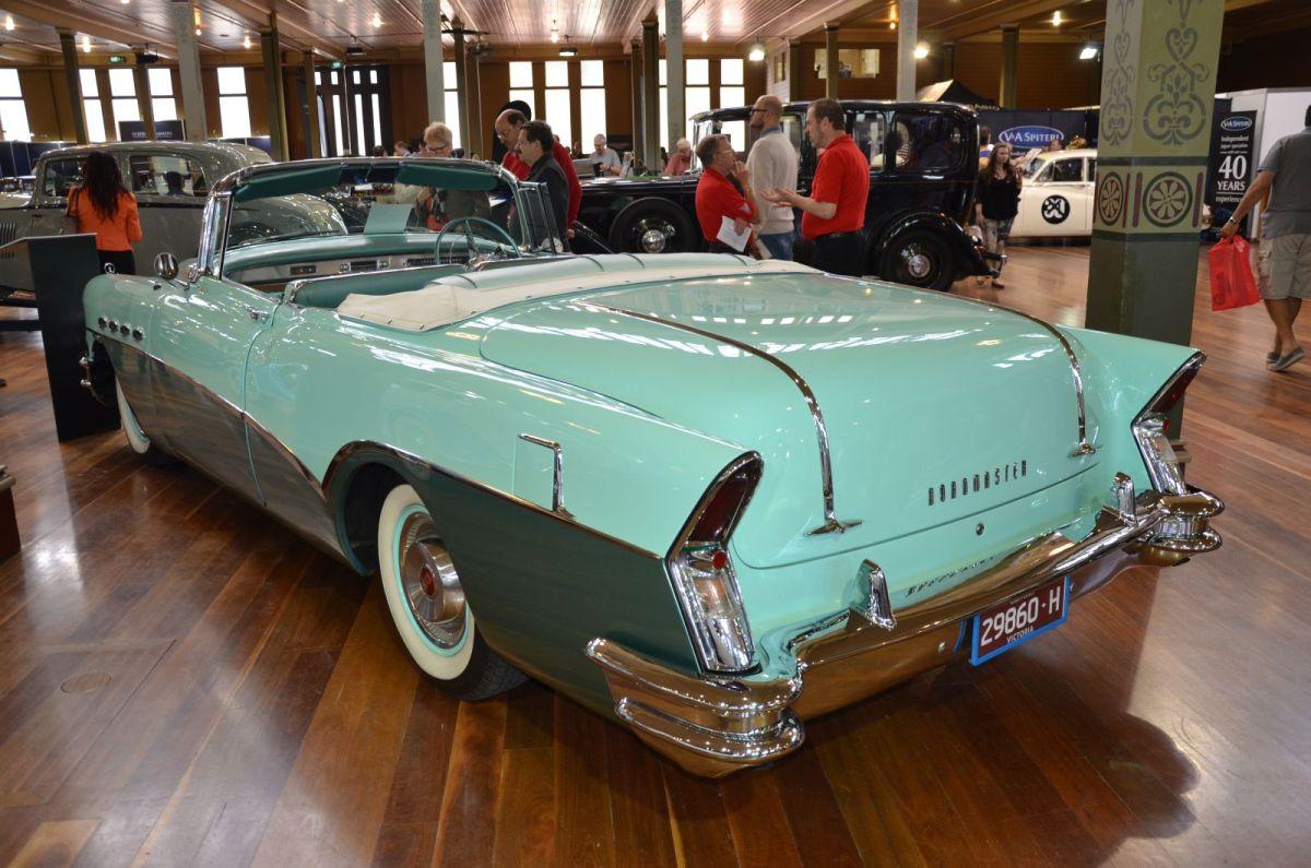 Car show classics american cars at motorclassica for Classic american convertibles