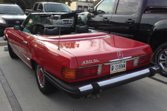 1973-80 MB 450 SL e