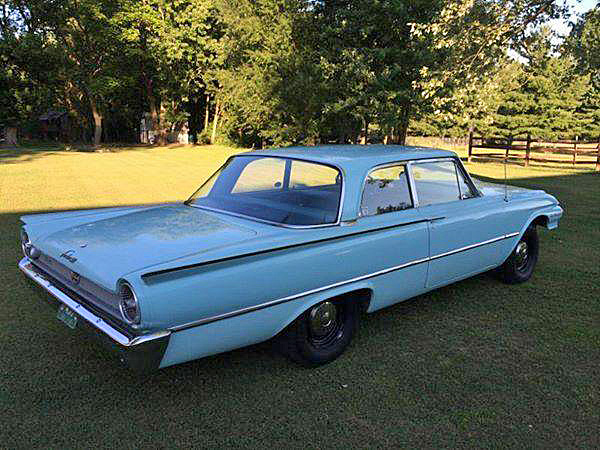 Craigslist Find: 1961 Ford Fairlane 500 – The Last of the
