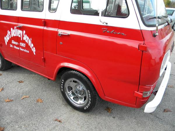 Craigslist Find: 1965 Ford Falcon Van – As Close to Showroom Fresh