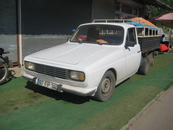Anadol Pickup