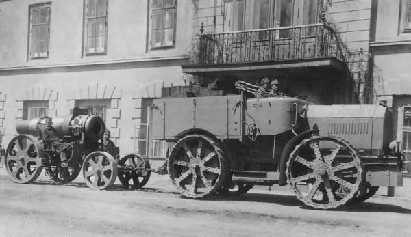 Austro Daimler M 17