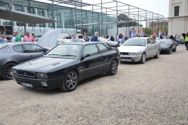 Maserati Biturbo Quattroporte