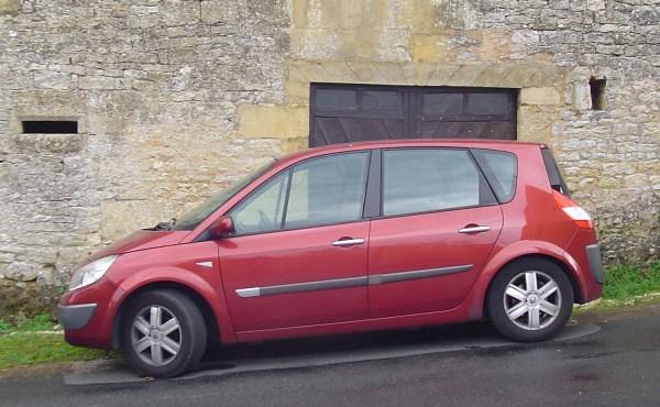 Renault Scenic Mk 2