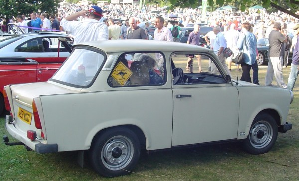 Trabant 601S-4