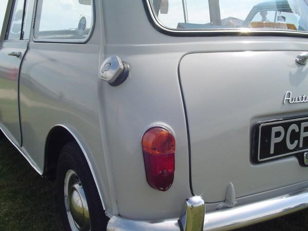 1960 Austin Seven -10
