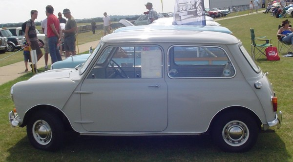 1960 Austin Seven-2